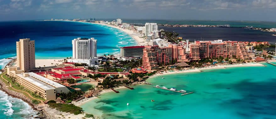 Cancun Helicopter Panoramic View Tour | Cancun Airplane Tours