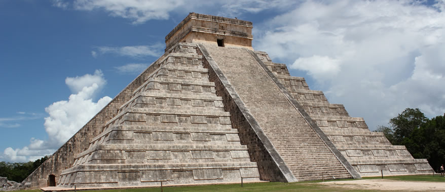 Chichen Itza Helicopter Tour from Cancun